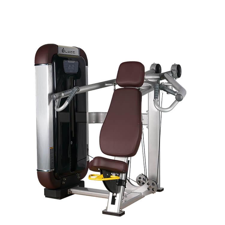 Shoulder Machine Exercise